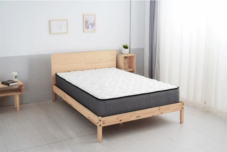 單人獨立筒床墊推薦:床墊奈奈