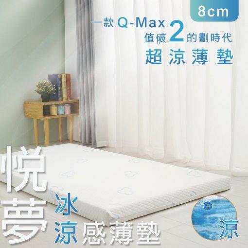 Air Cloud™冰涼薄墊