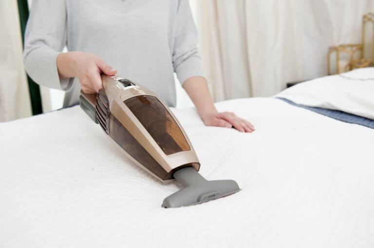 乳膠床墊清洗維持乾淨
