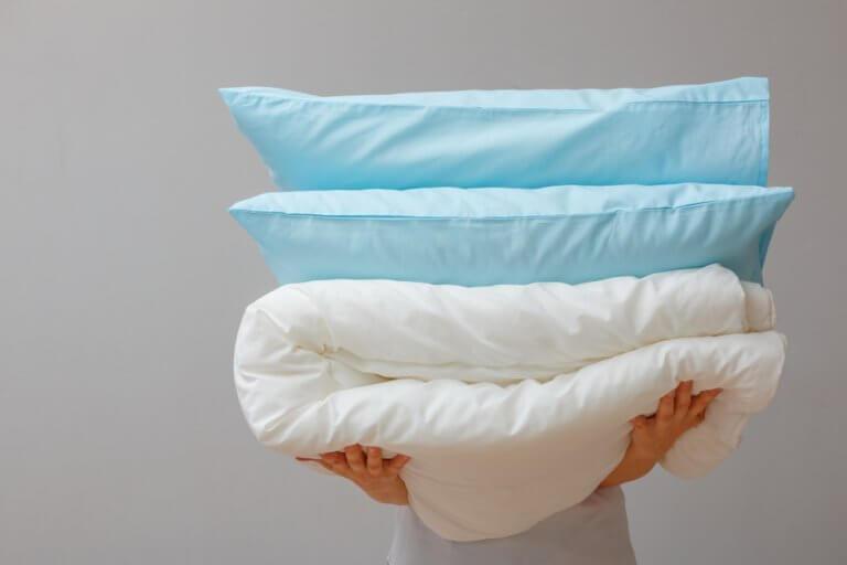 棉被清洗方式